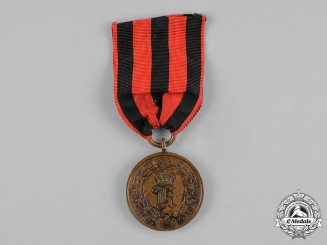 Württemberg, Kingdom. A Medal for Faithful Service in the Campaign of 1866
