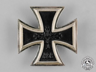Germany, Federal Republic. A 1939 Iron Cross I Class, Post-1957 Reissue