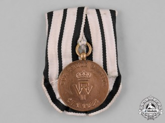 Germany, Weimar. A 1934 House Order of Hohenzollern Honorary Medal