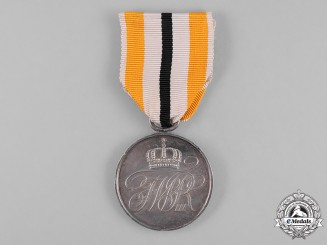 Prussia, Kingdom. A Military Honour Medal, II Class