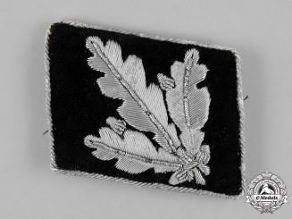 Germany, SS. A Waffen-SS Brigadeführer Collar Tab