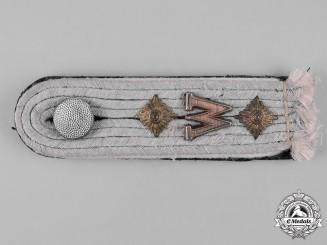 Germany, Heer. A Wachtbataillon Wien Hauptmann Shoulder Board