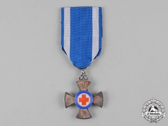 Bavaria, Kingdom. A Merit Cross for Medical Volunteers