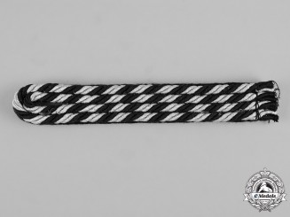 Germany, Waffen-SS. A Shoulder Board for SS-Mann through SS-Hauptscharführer