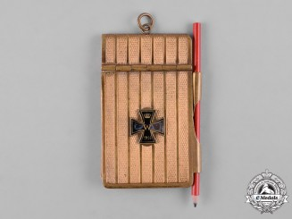 Germany, Imperial. An Imperial German Army Miniature Diary
