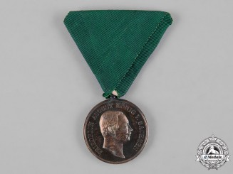 Saxony, Kingdom. A Medal for Loyalty in Labour