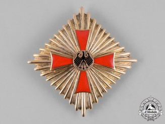 Germany, Federal Republic. An Order of Merit of the Federal Republic of Germany, Knight Commander's Cross, by Steinhauer & Lück