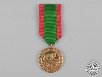 Anhalt, Duchy. A House Order of Albert the Bear in Gold, Merit Medal