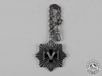United States. A German-Austrian War Veterans Association Pendant