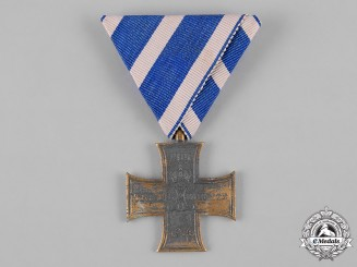 Schaumburg-Lippe, Principality. A Loyal Service Cross