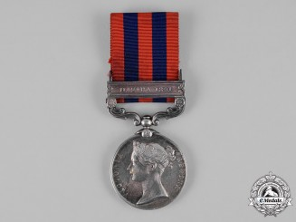 United Kingdom. An India General Service Medal 1854-1895, 2nd Battalion, Seaforth Highlanders