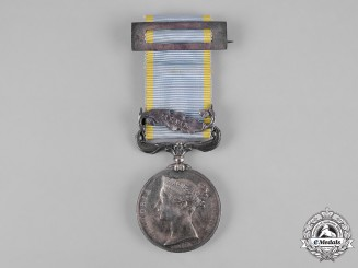 United Kingdom. A Crimea Medal 1854-1856, 47th (Lancashire) Regiment of Foot