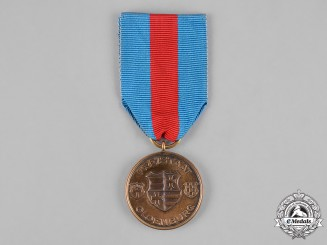 Oldenburg, Free State. A Fire Service Merit Medal