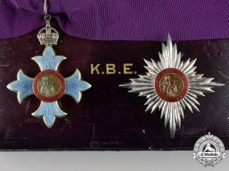 United Kingdom. A Most Excellent Order of the British Empire, Knight Commander (KBE), c.1935