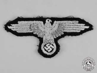 Germany, Waffen-SS. An Officer's Sleeve Eagle