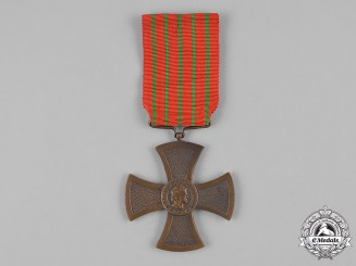 Portugal, Republic. A War Cross, IV Class