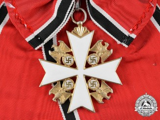 Germany, Third Reich. An Order of the German Eagle, Grand Cross Badge, by Gebrüder Godet