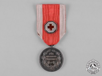 Schaumburg-Lippe, Principality. A Military Merit Medal