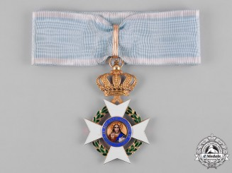 Greece. An Order of the Redeemer in Gold, Commander