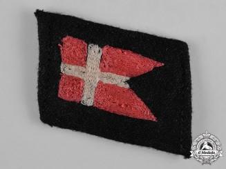 Germany, Waffen-SS. A SS-Freikorps Danmark EM/NCO Collar Tab