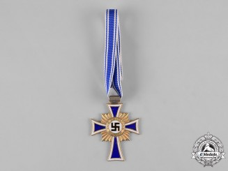 Germany, Third Reich. An Honour Cross of the German Mother in Gold