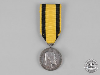 Württemberg, Kingdom. A Military Merit Medal in Silver