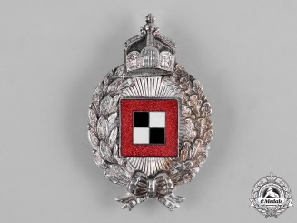 Germany, Imperial. An Imperial Observer Badge, Maker Unknown