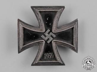 Germany, Wehrmacht. A 1939 Iron Cross, I Class, by Deschler & Sohn