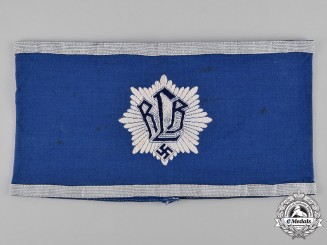 Germany, RLB. A Reich Air Protection League (RLB) I Pattern Officer's Armband
