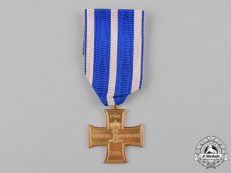 Schaumburg-Lippe, Principality. A 1914 Loyal Service Cross for Combatant