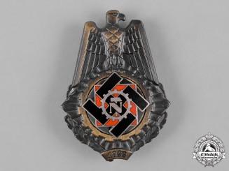Germany, TeNo. A Technical Emergency Help (TeNo) Honour Badge by Karl Hensler