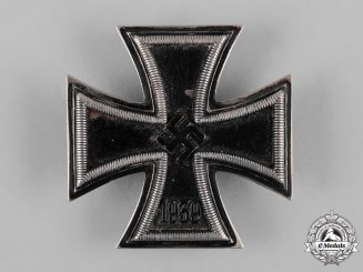 Germany, Wehrmacht. A 1939 Iron Cross I Class by Fritz Zimmermann