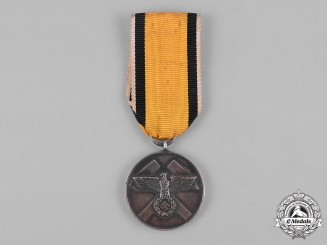 Germany, Third Reich. A Mine Rescue Honour Medal