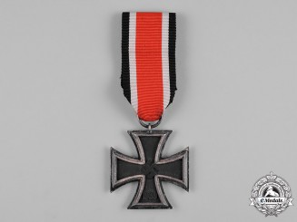 Germany, Wehrmacht. A 1939 Iron Cross, II Class, by Friedrich Keller