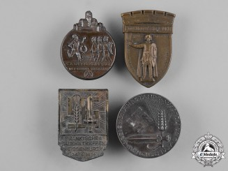 Germany, Third Reich. A Collection of Third Reich Period Event Badges