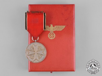 Germany, Third Reich. An Order of the German Eagle, Merit Medal in Silver, by the Official Berlin Mint