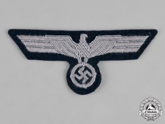 Germany, Heer. A Heer (Army) Officer's Tunic Breast Eagle