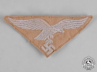 Germany, Luftwaffe. An EM/NCO's Tropical Breast Eagle