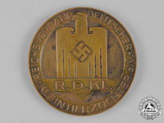 Germany, RDKL. A Reich Association of German Small Animal Breeder Merit Medal