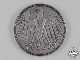Germany, Third Reich. A Life Saving Medallion
