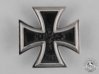 Germany, Wehrmacht. A 1939 Iron Cross I Class, Post-1957 Reissue