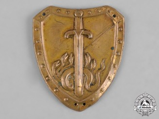 Germany, Weimar. A Freikorps Sleeve Badge