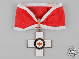 Germany, DRK. An Honour Cross of the German Red Cross