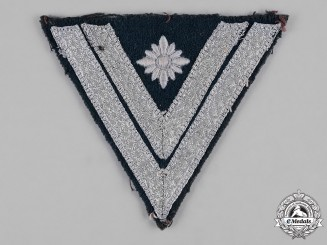 Germany, Heer. A Heer Obergefreiter Sleeve Rank Chevron