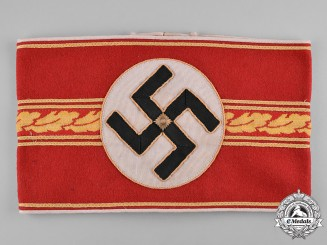 Germany, NSDAP. A NSDAP District Leader Armband