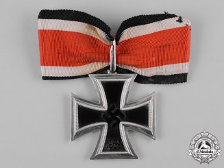 Germany, Wehrmacht. A Knights Cross of the Iron Cross, by C.E. Juncker