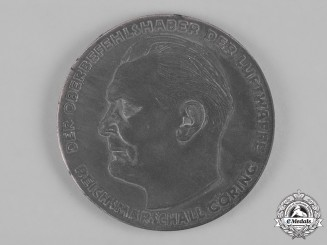 Germany, Luftwaffe. A Table Medal for Outstanding Technical Achievements in the Luftwaffe
