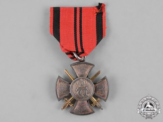 Württemberg, Kingdom. A Merit Cross with Swords, c.1915
