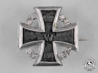 Germany, Imperial. A 1870 Iron Cross Badge