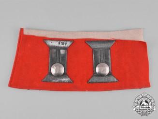 """Germany, Imperial. A 1st Württemberg Uhlan Regiment """"König Karl"""" Officer's Cuff"""